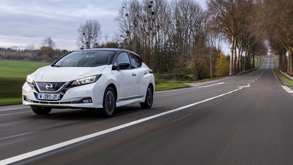 Nissan: Οι Ευρωπαίοι οδηγοί των EVs ταξιδεύουν πιο μακριά