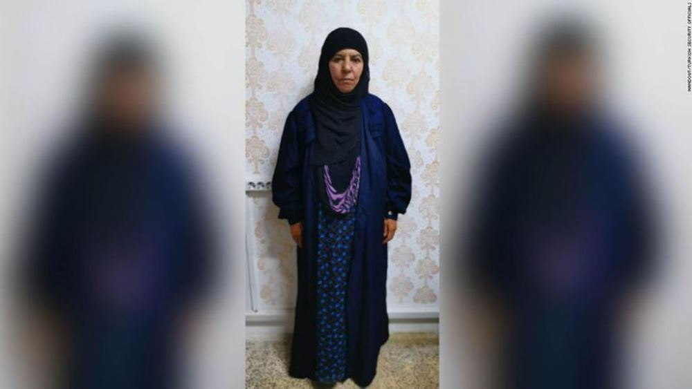 Η Τουρκία ανακοίνωσε τη σύλληψη της αδερφής του αλ-Μπαγκντάντι