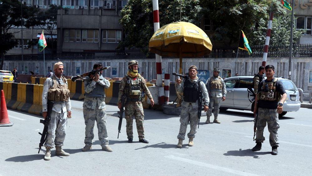 Αφγανιστάν: Στην πρεσβεία του ΗΒ ξεχάστηκαν έγγραφα με τα στοιχεία Αφγανών