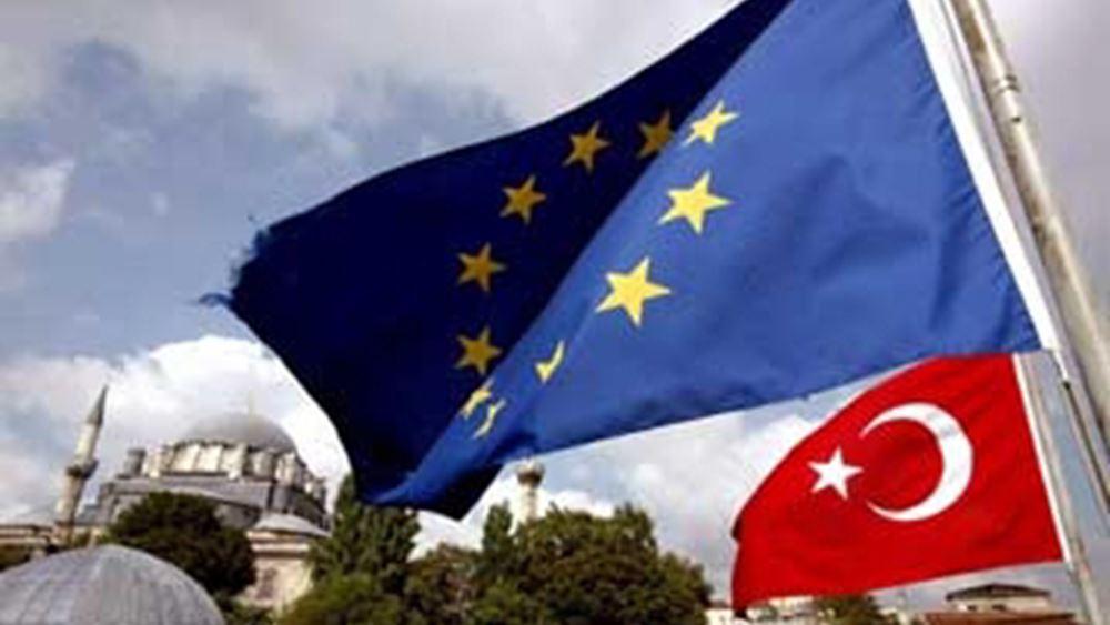 Τουρκία: Καταγγέλλει τις κυρώσεις της ΕΕ σε βάρος τουρκικής εταιρείας