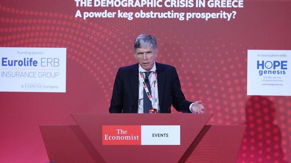 Η Eurolife ERB για τη δημογραφική κρίση στην Ελλάδα