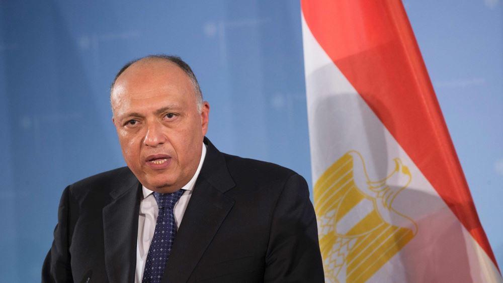 Αιγύπτιος ΥΠΕΞ: Τα μνημόνια που υπέγραψαν Τουρκία - Λιβύη θα διαταράξουν την πολιτική διαδικασία στη δεύτερη