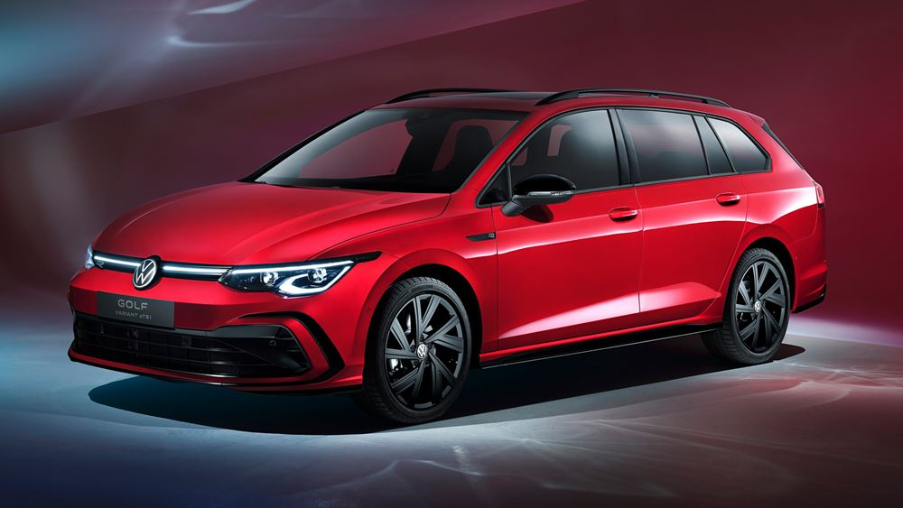 H VW παρουσιάζει το νέο Golf Variant