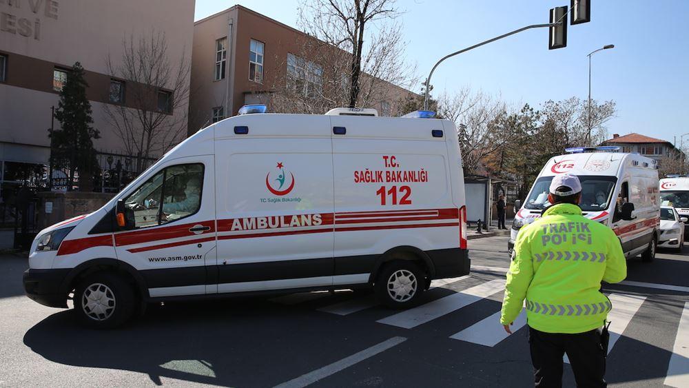 Σε καραντίνα 10.330 άτομα στην Τουρκία