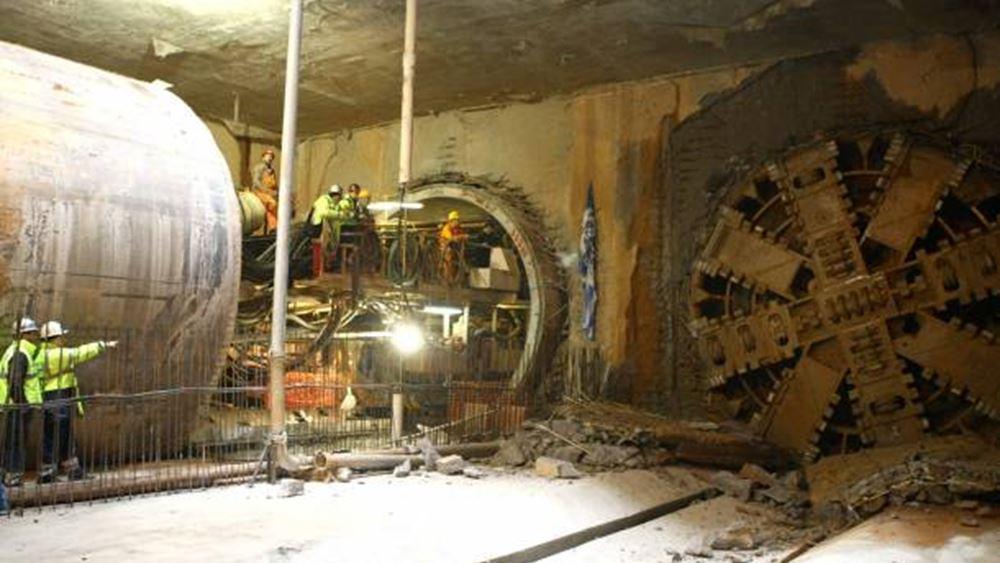 Μετρό Θεσσαλονίκης: Ξεκινά η κατασκευή του σταθμού Βενιζέλου