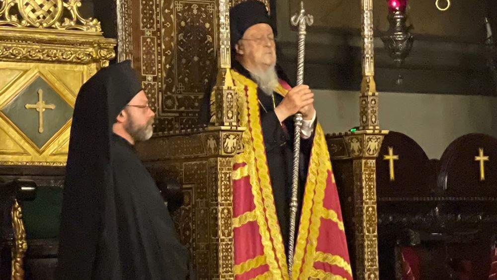 Οικουμενικός Πατριάρχης: Ως διάβαση βιώνουμε το Πάσχα και εφέτος
