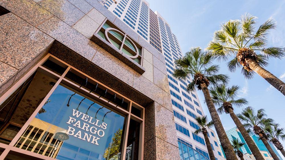 Υψηλότερα του αναμενόμενου τα αποτελέσματα της Wells Fargo