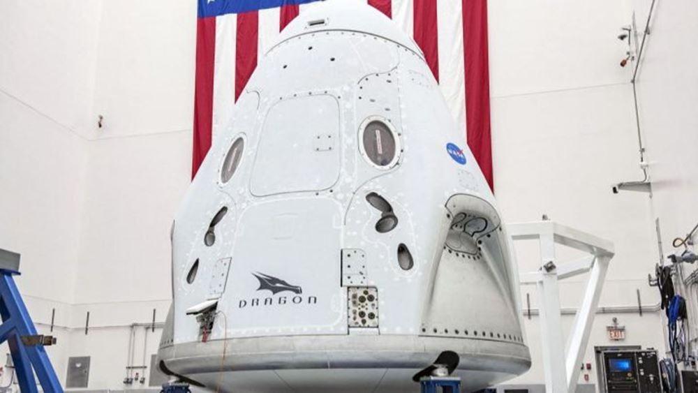 ΗΠΑ: Παρουσία Τραμπ η εκτόξευση του πρώτου επανδρωμένου SpaceX