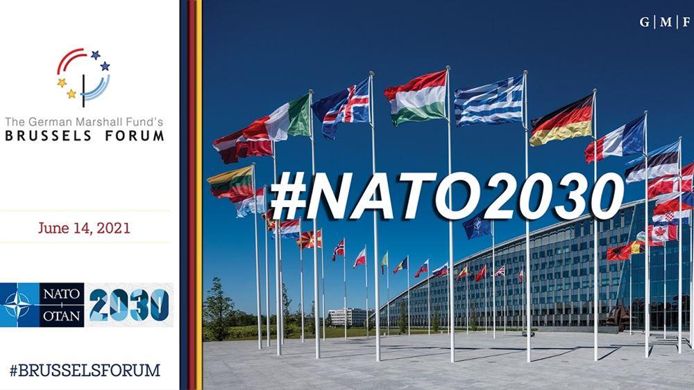 Το Οικονομικό Φόρουμ των Δελφών επίσημος εκπρόσωπος του ΝΑΤΟ στην Ελλάδα για την εκδήλωση «NATO 2030 στις Βρυξέλλες»