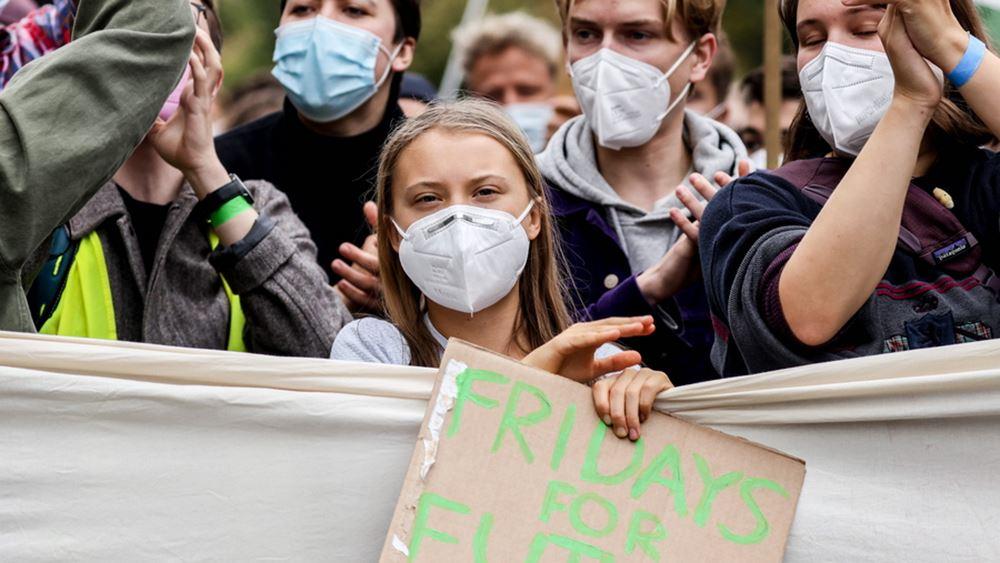 """Γερμανία: Επιστροφή για τις """"Παρασκευές για το Κλίμα"""" με διαδηλώσεις σε όλη τη χώρα"""