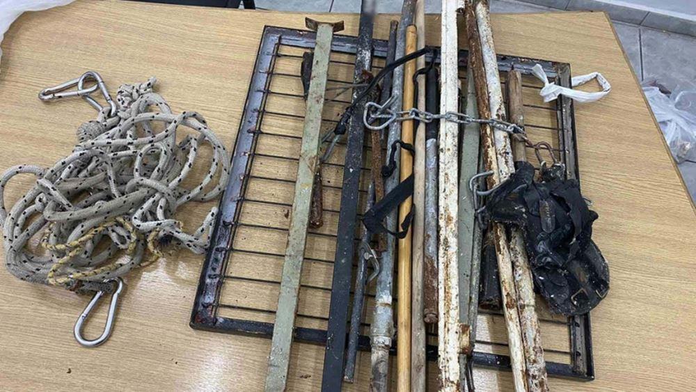 Ναρκωτικά βρέθηκαν στις φυλακές Κορυδαλλού μετά από έφοδο της αστυνομίας
