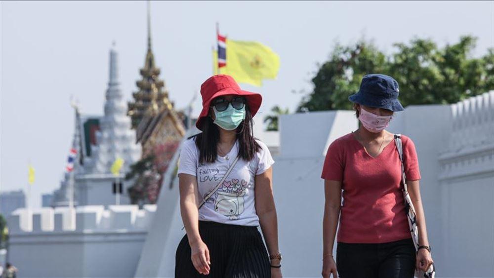 Ταϊλάνδη: Μείωση στα νέα κρούσματα κορονοϊού μετά από ρεκόρ που καταγράφονταν για μέρες