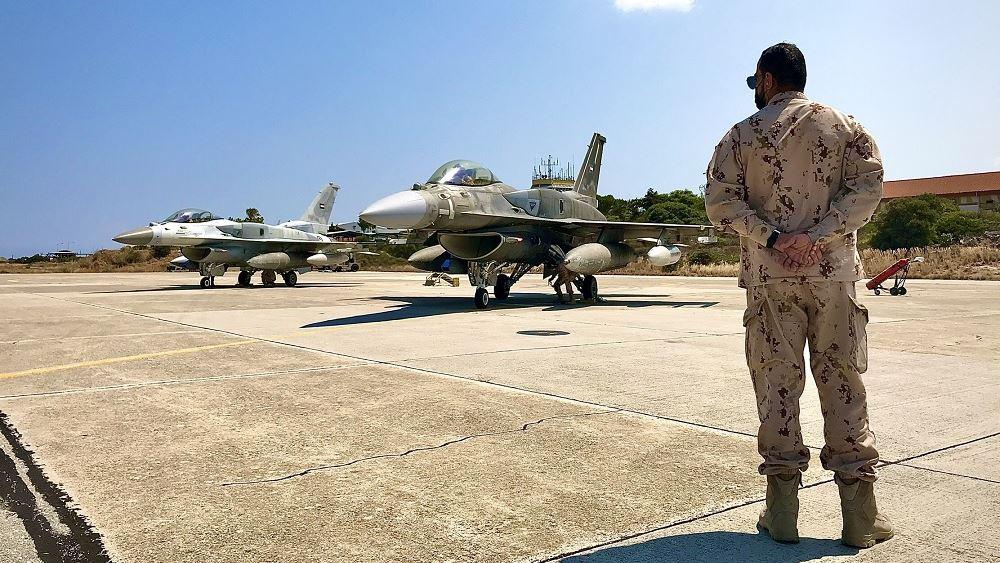 Συνεκπαίδευση Ενόπλων Δυνάμεων Ελλάδας και ΗΑΕ στη βάση της Σούδας