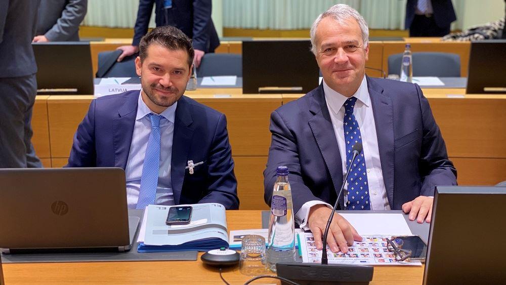 Παρέμβαση Βορίδη στις Βρυξέλλες για το ζήτημα των παράνομων ελληνοποιήσεων
