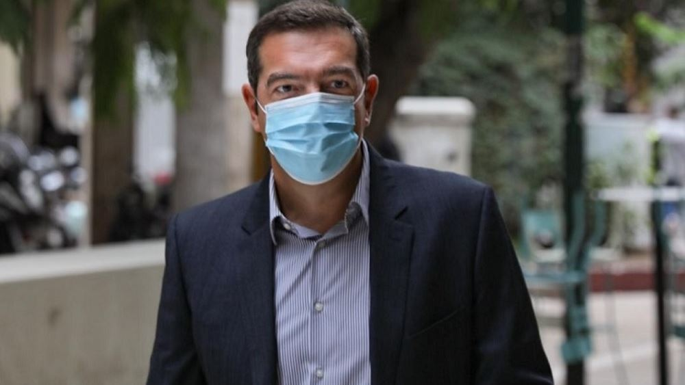 Στην Πάτρα αύριο ο πρόεδρος του ΣΥΡΙΖΑ-ΠΣ Αλέξης Τσίπρας
