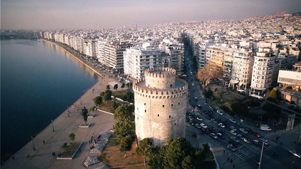 Στα επίπεδα του Απριλίου η ανίχνευση του κορονοϊού στα αστικά λύματα της Θεσσαλονίκης