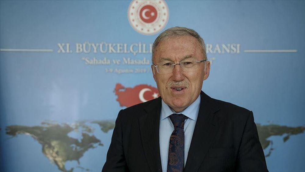 Ο Τούρκος πρέσβης στις ΗΠΑ περιμένει εδώ και... τρεις μήνες να καταθέσει διαπιστευτήρια!