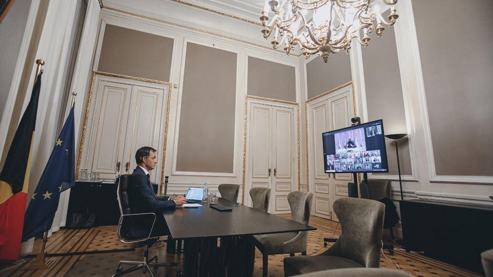 Πρωθυπουργός Βελγίου: Να αντιμετωπίσουμε την κρίση του κορονοϊού ενωμένοι