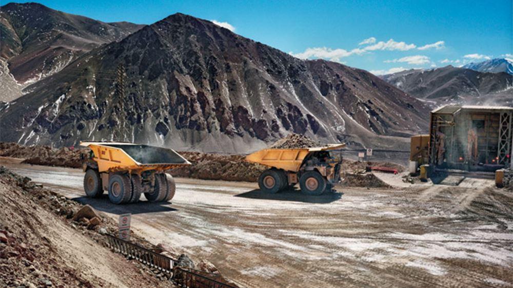 Barrick Gold: Μειώθηκε 5,4% η παραγωγή χρυσού