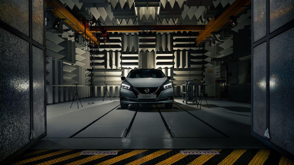Canto, η νέα ηχητική ταυτότητα του ηλεκτρικού Nissan Leaf