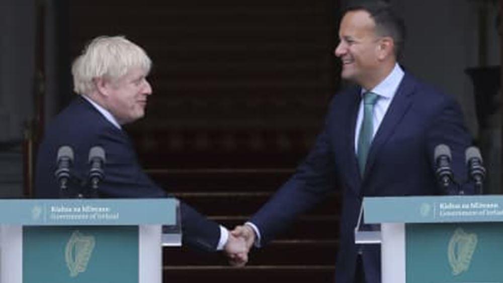 Brexit: Συνάντηση Τζόνσον- Βαράντκαρ σε μια ύστατη προσπάθεια συμβιβασμού