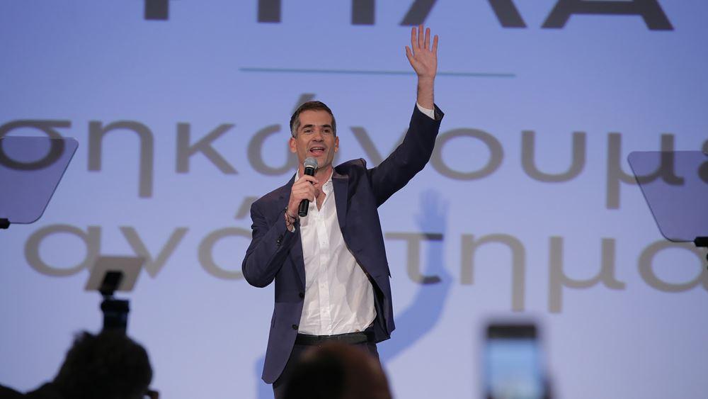 Στην Ακαδημία Πλάτωνος θα ορκιστεί δήμαρχος Αθηναίων ο Κώστας Μπακογιάννης