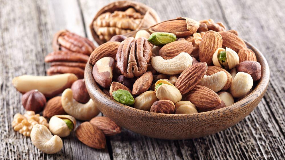 Ξηροί καρποί για πιο υγιές βάρος: Ποιους να προτιμήσετε