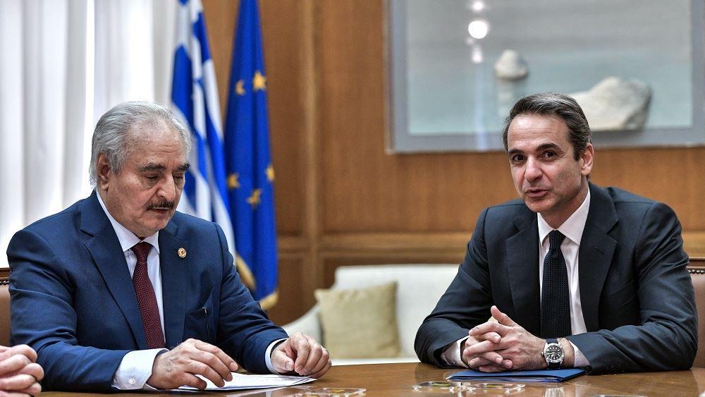 Η Αθήνα επενδύει σε πολιτική λύση για τη Λιβύη