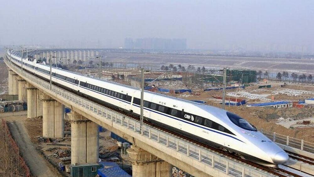 Εκκίνηση της διαδικασίας για την IPO της υπερταχείας Πεκίνου - Σαγκάης