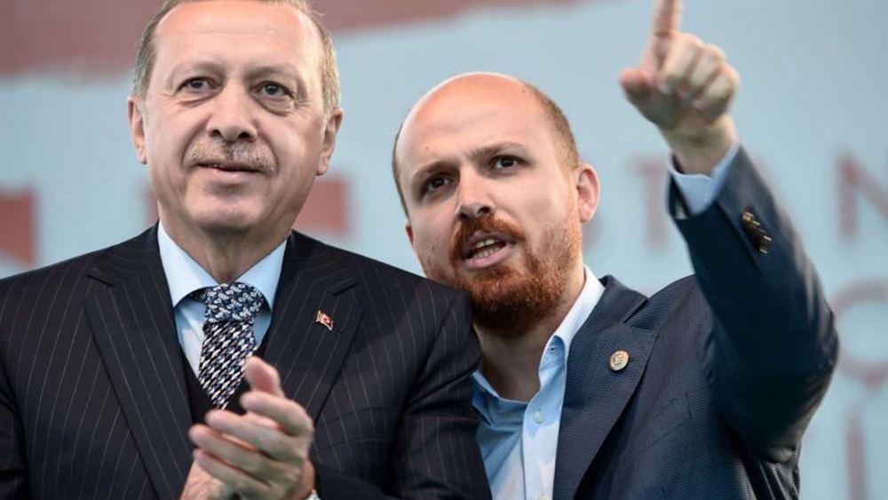 """Ο υιός Ερντογάν """"καίει"""" τον πατέρα: Η εμπλοκή των Ερντογάν στο λαθρεμπόριο χρυσού από τον Ρεζά Ζαράμπ"""