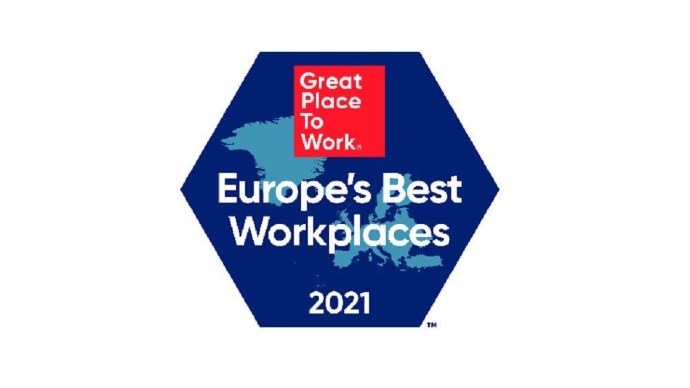 Best Workplaces in Europe 2021: 11 εταιρείες από την Ελλάδα στις καλύτερες της Ευρώπης