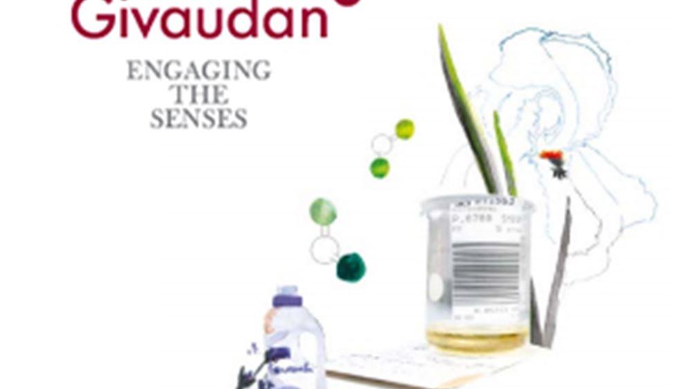 Givaudan: Αυξήθηκαν 6% τα κέρδη και οι πωλήσεις