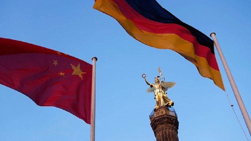 Γερμανικά στελέχη επιχειρήσεων επιστρέφουν στην Κίνα