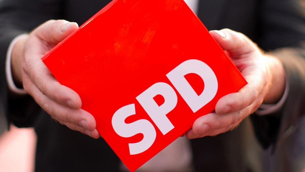 Σήμερα αποφασίζει το SPD για ηγεσία-Μεγάλο Συνασπισμό