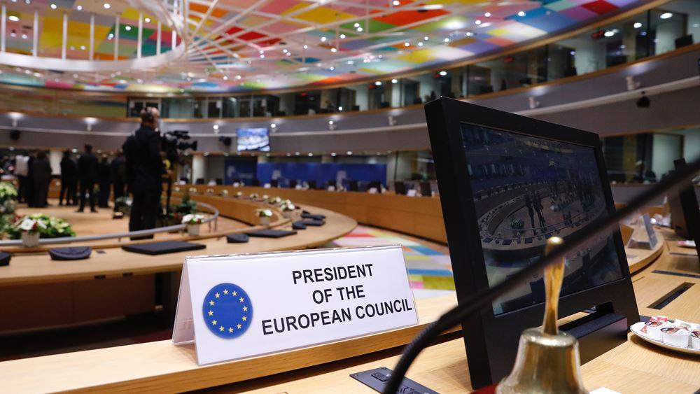 Σύνοδος Κορυφής: Συμφωνία στο τρίτο, 'σκληρότερο' προσχέδιο για Τουρκία