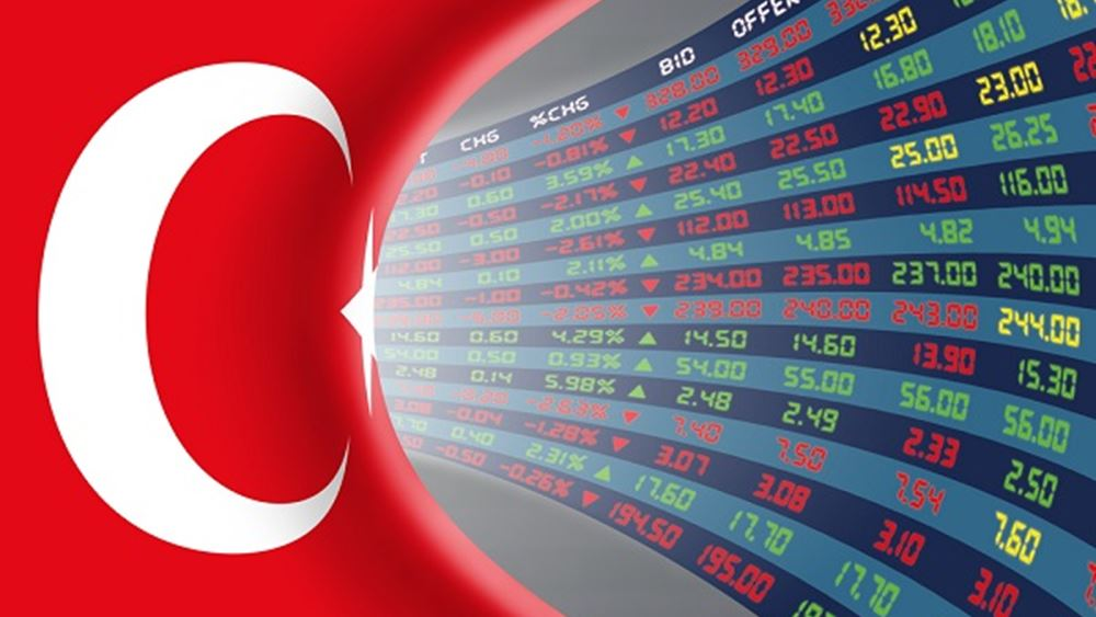 Σχεδόν 10% κατρακύλησε το Χρηματιστήριο της Κωνσταντινούπολης - Δύο φορές διακόπηκαν οι συναλλαγές