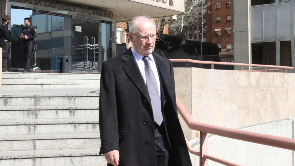 Ισπανία: Με κάθειρξη 70 ετών απειλείται ο πρώην διευθυντής του ΔΝΤ Ρ. Ράτο για φοροδιαφυγή