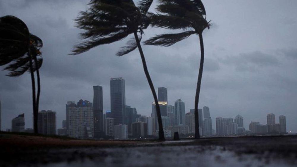 ΗΠΑ: Σε κατάσταση έκτακτης ανάγκης Φλόριντα και Βόρεια Καρολίνα λόγω του κυκλώνα Αϊζάιας