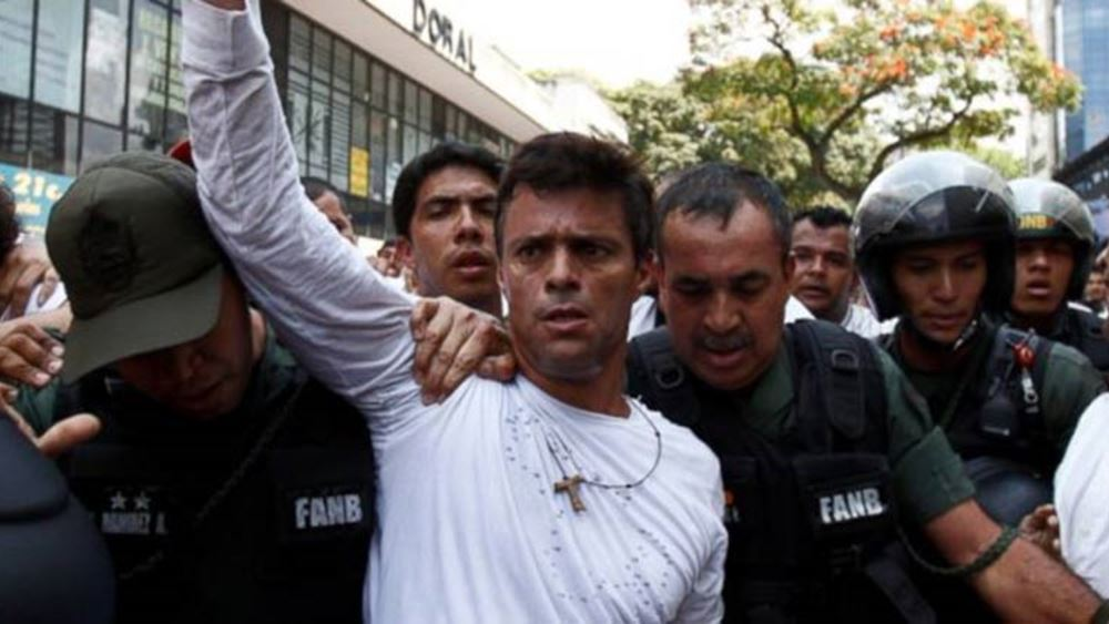 Βενεζουέλα: Η Μαδρίτη δεν παραδίδει τον Λόπες στο καθεστώς Μαδούρο