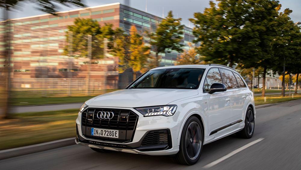 Νέο Audi Q7 TFSI e quattro