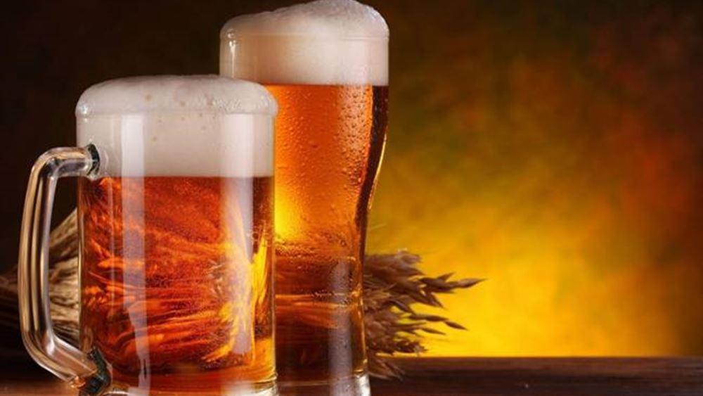 Γερμανία: Πτώση 6,6% στις πωλήσεις μπύρας το α' εξάμηνο του 2020