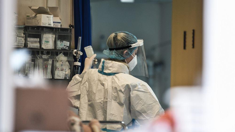Κορονοϊός - νοσοκομείο 03.06.2021