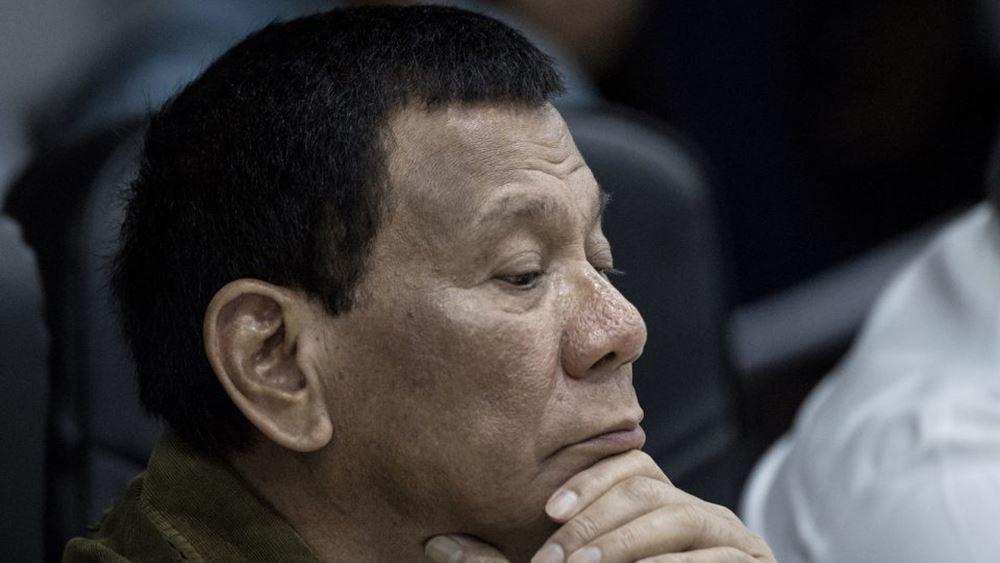 Το μυστήριο με το άστρο του Duterte που συνεχίζει να ανατέλλει