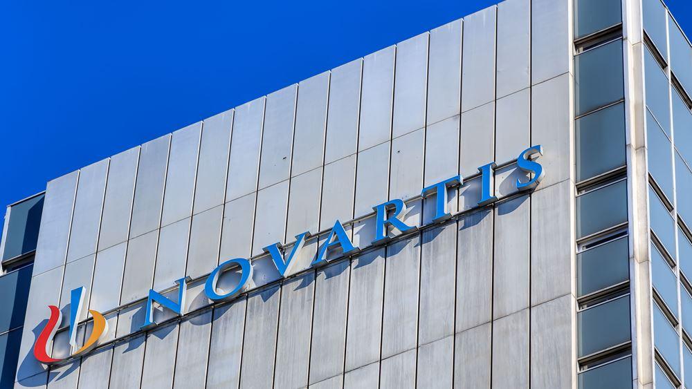 Novartis: Μειώθηκαν καθαρά κέρδη και πωλήσεις στο β΄ τρίμηνο