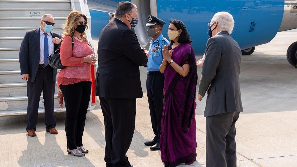 ΗΠΑ και Ινδία υπογράφουν στρατιωτική συμφωνία για διαμοιρασμό δορυφορικών δεδομένων