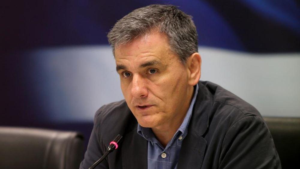 Τσακαλώτος: Κανένας δεν θέλει τη σοσιαλδημοκρατικοποίηση του ΣΥΡΙΖΑ