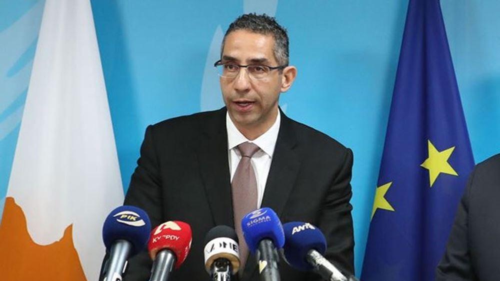Κύπριος υπ. Άμυνας: Με ενότητα να διεκδικούμε το δίκιο μας