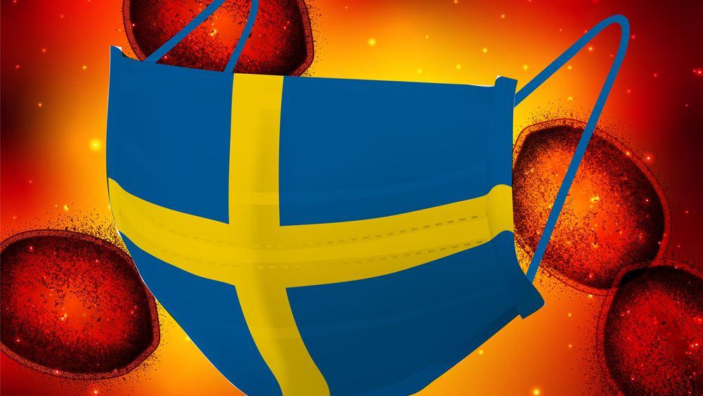Η Σουηδία καταγράφει αυξημένη διασπορά του βρετανικού στελέχους