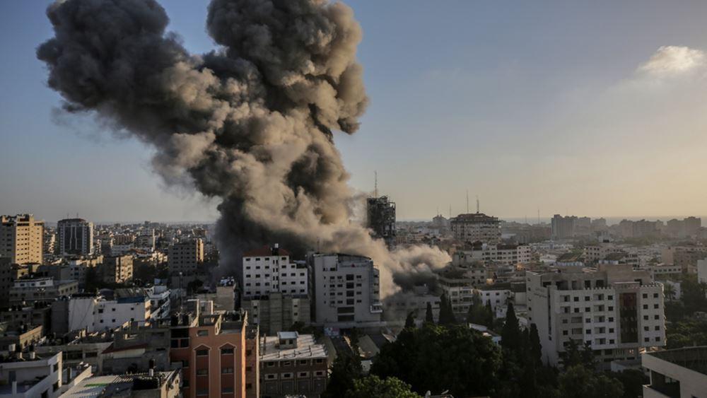 Οι νεκροί αυξάνονται καθώς η βία μαίνεται σε Λωρίδα της Γάζας, Ισραήλ και Δυτική Όχθη