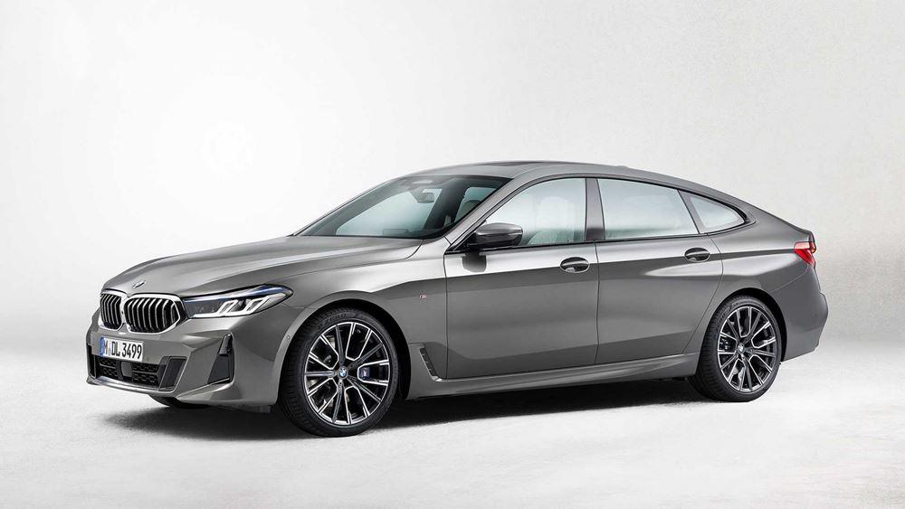 Nέα BMW Σειρά 6 Gran Turismo